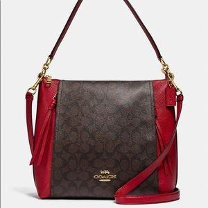 Coach Marlon purse and wallet set